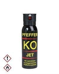 Gaz pieprzowy Klever - 100 ml