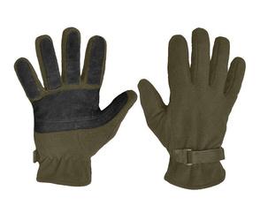 Rękawice polarowe z membraną olive XXL