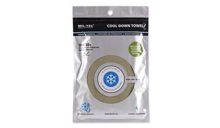 Chusta chłodząca Cool Down Towel - Zielony OD - Mil-Tec