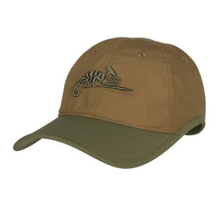 Czapka Logo Cap - Coyote / Zielony OD - Helikon-Tex