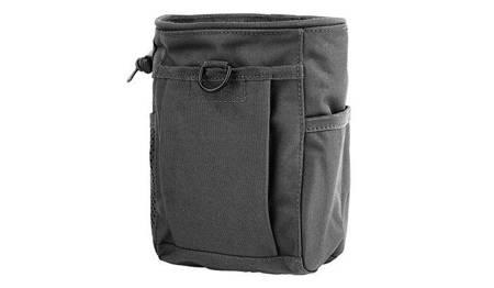 Otwarta torba zrzutowa - Czarny - Mil-Tec