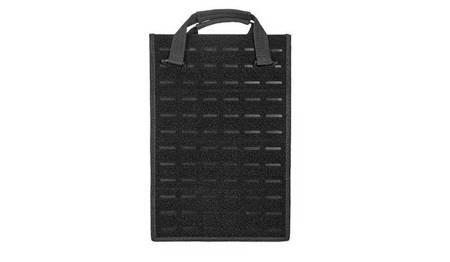 Panel do plecaka - Mały - Czarny - Mil-Tec