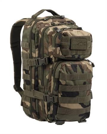 Plecak taktyczny Assault 20l Woodland - Mil-Tec
