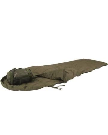 Śpiwór mumia Survival oliwkowy - Mil-Tec