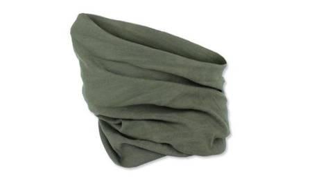 Szalokominiarka, chusta wielofunkcyjna - Zielona - Mil-Tec
