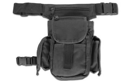 Torba Udowa Multipack - Czarny - Mil-Tec