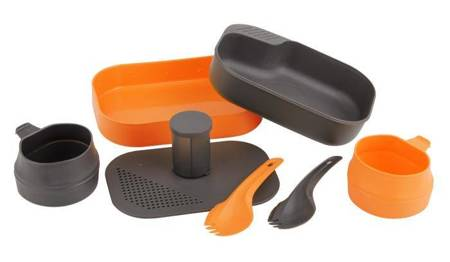 Zestaw biwakowy Camp-A-Box Duo Complete - Orange